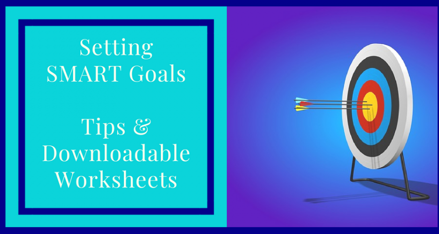 Setting Smart Goals Worksheet Tips And Download How To